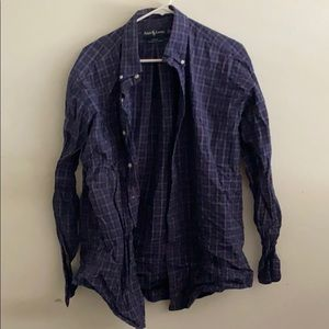Ralph Lauren Long Sleeve Button Up Shirt